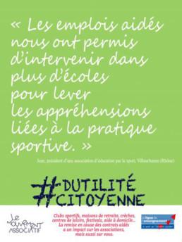 ligue-enseignement-affiche-#dutilitecitoyenne